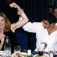 Mrs Simon Ortiz Patino and Vincent Tcehnguiz