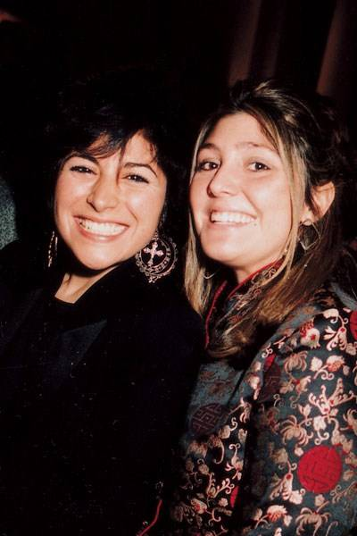 Fatima Zahra and Munchie Hayward
