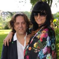 Giorgio Locatelli and Plaxy Locatelli
