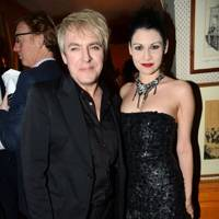 Nick Rhodes and Nefer Sehgal