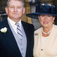 Simon Roberts and Mrs Simon Roberts