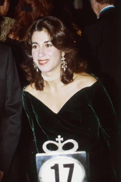 Viscountess de Vesci