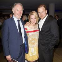 Tim Pigott-Smith, Lisa Dillon and Samuel West