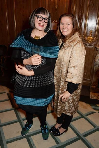 Philippa Perry and Jessica Hynes