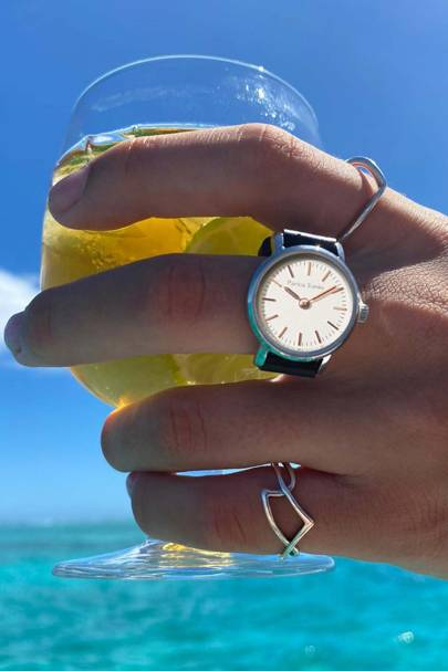 Patricia Stanley Luxury Ring Watches