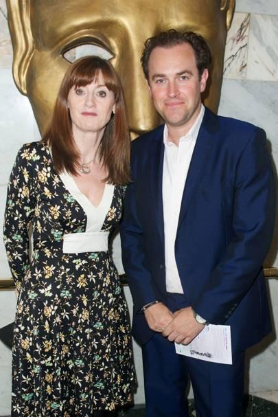 Amanda Berry and Simon Davis
