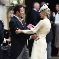 Spencer Matthews and Donna Air