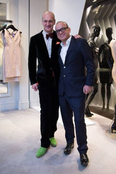 Patrick Couderc and Touker Suleyman