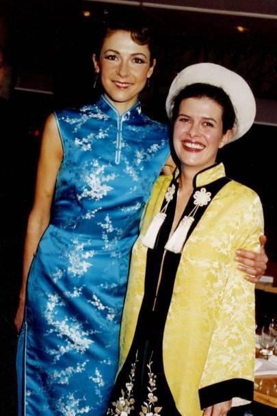Deborah Moore and Anna Norman