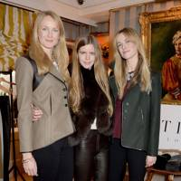 Rosie van Cutsem, Katie Readman and Lucia Ruck Keene