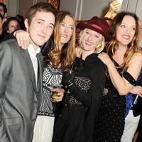 Henry Temperley, Mary Temperley, Matilda Temperley and Alice Temperley
