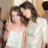 Billie JD Porter and Bella Freud