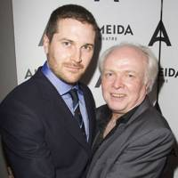 Kieran Bew and Michael Attenborough