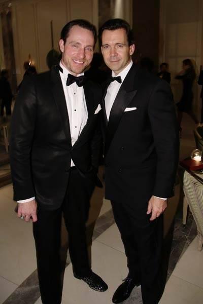 Jeff Leatham and Christopher W Norton