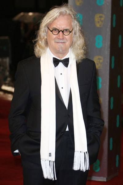 The Mayor of London award for Best Blond Bombshell: Billy Connolly