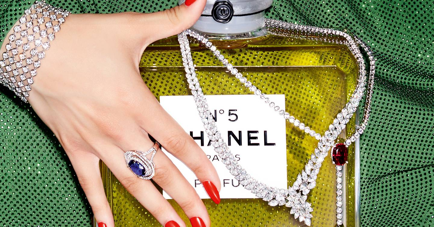 The most fabulous manicures in London
