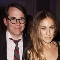Matthew Broderick and Sarah Jessica Parker