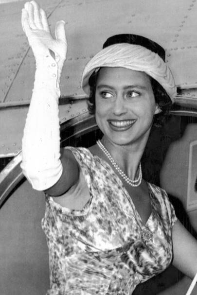 1956: In Kenya during her Africa tour