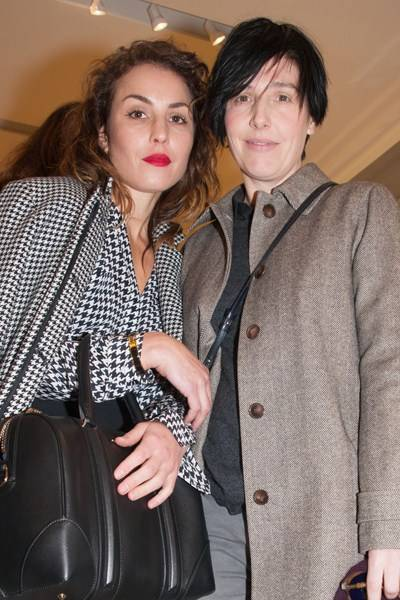 Noomi Rapace and Sharleen Spiteri
