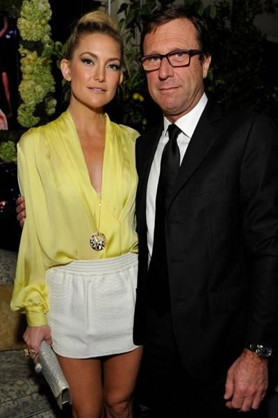 Kate Hudson and Alberto Festa