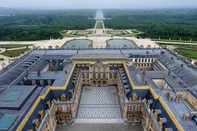 How the Rothschild family is saving the Palace of Versailles through fine wine