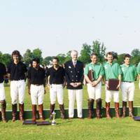 Alex Garrahan, Gonzalo von Wernich, Mateus MacDonough, Prince Jefri Bolkiah, the Sultan of Brunei, John Asprey, the Prince of Wales, Rob Cudmore, William Lucas, Christopher Hanbury and Tim Keyte