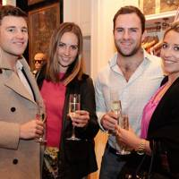 Tim Hegarty, Rosie Axford, Tom Quayle and Kirsten McClean