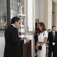 Eric Deardorff and the Duchess of Cambridge