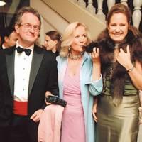 David Horlock, Georgina Thornburn and Kate Mullins