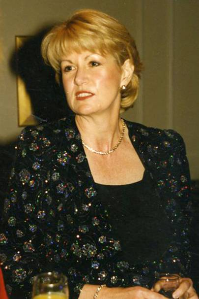 Mrs Johan Van Der Merwe