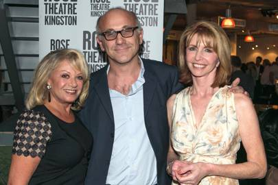 Elaine Paige, Stephen Unwin and Jane Asher