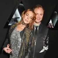 Nicholas Kirkwood and Lindsay Lohan