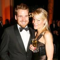 Edward Lawson-Johnston and Natalie Milbank