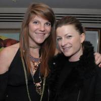 Bex Manners and Jo Sykes