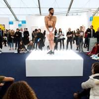Frieze London art fair