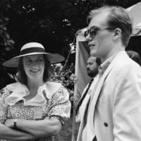 Mrs Jay Smith and David Reed
