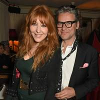 Charlotte Tilbury and George Waud