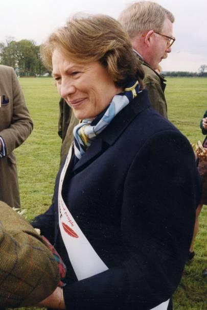 Mrs Robin Stormonth Darling