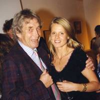 David Wynne and Candida Bond