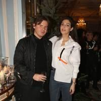 Christopher Kane and Razane Jammal