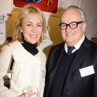 Sahar Hashemi and Gerry Farrell