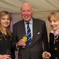 Issy Mackay, Lord Patrick Beresford and Lady Reay