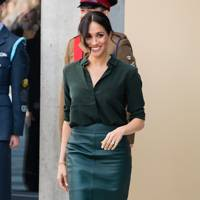 Duchess of Sussex visiting Chichester.