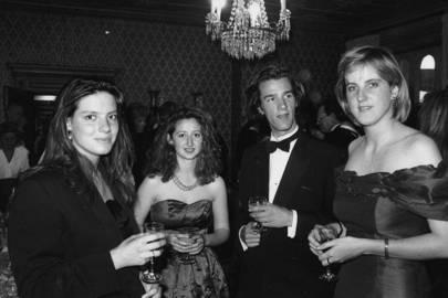 Jenny Waghorn, Arabella Bristol, Julian Reilly and Laura Hamilton
