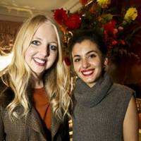 Polly Scattergood and Katie Melua