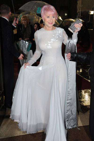 Disney-does-Dalston prize: Dame Helen Mirren