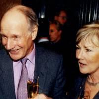 Charles Palmer-Tomkinson and Mrs Charles Palmer-Tomkinson