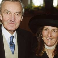 Lord Suffield and the Hon Mrs Twiston-Davies