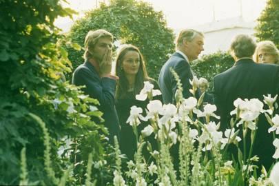 Earl Cawdor, Countess Cawdor, Vivian Baring, Lionel Stopford-Sackville and Mrs Vivian Baring