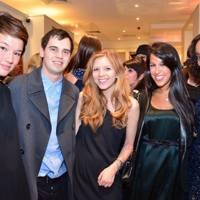 Lauren Post, Samuel Bunker, Sally Underhill, Tasha Banks and Chrystin Bunion